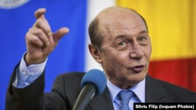 Traian Băsescu a început să țină cursuri despre TVA