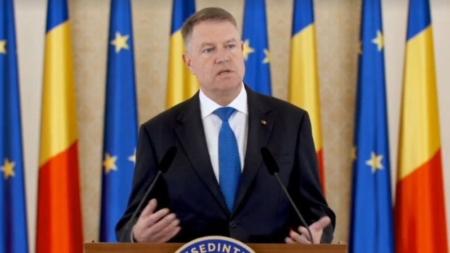 Iohannis a promulgat dublarea alocațiilor pentru copii