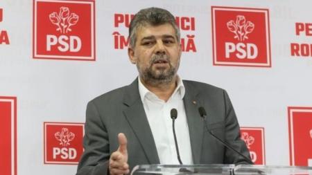 PSD, decizie în CEx pentru moțiune de cenzură împotriva Guvernului