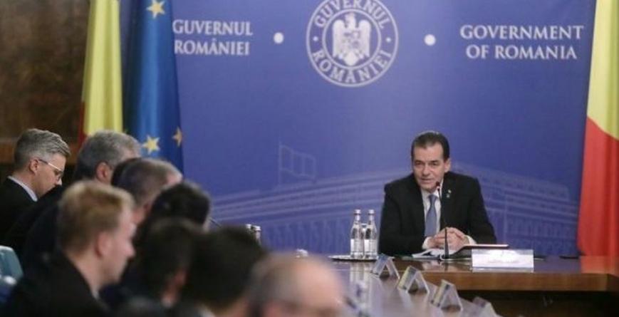 COVID-19. Orban vrea producție internă de echipamente