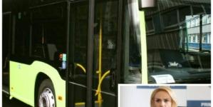Mărțișor de la Firea: 50 de milioane pe autobuze