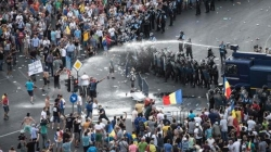 Dosarul 10 august: Închisoare cu suspendare pentru huliganism