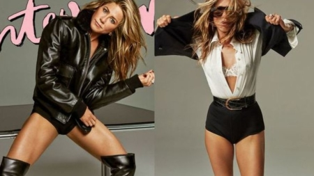 Jennifer Aniston, pictorial INCENDIAR la 51 de ani