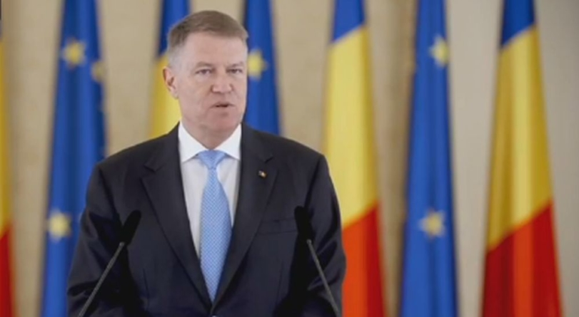 Klaus Iohannis: România are nevoie de bani europeni