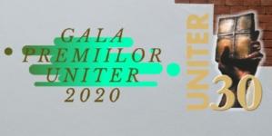 Nominalizările pentru Premiile Galei UNITER 2020