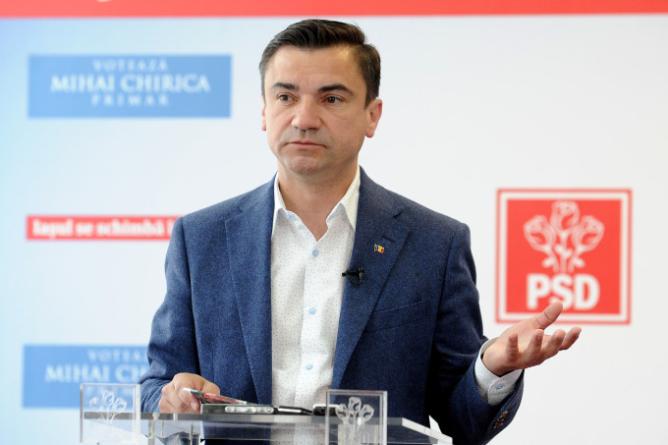 Revoltă în PNL:Chirica va fi candidat la Iași