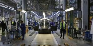 Angajații de la Uzina Ford Craiova, în șomaj tehnic