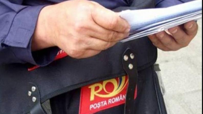 Poșta nu îi abandonează pe suspecții de coronavirus