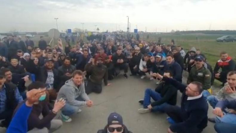 Covid-19. Români blocați la granița Austriei cu Ungaria