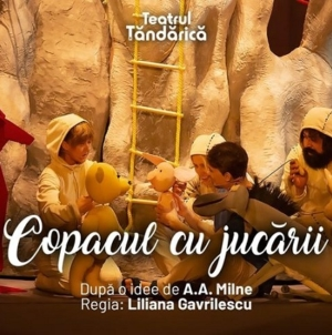 Covid-19.Teatrul Ţăndărică, spectacole online pentru copii