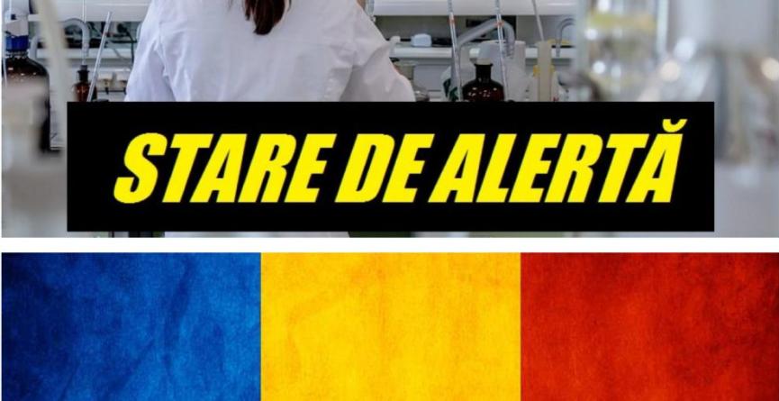 România, în stare de alertă până la mijlocul lunii februarie