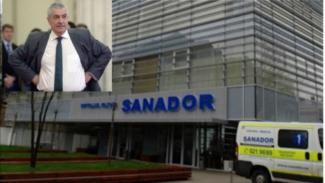 Tăriceanu sfidează regulile la spitalul Sanador