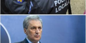 Vela își pune în cap polițiștii locali
