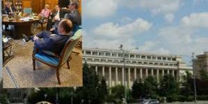 Modelul mioritic: aleșii la șpriț, poporul amendat