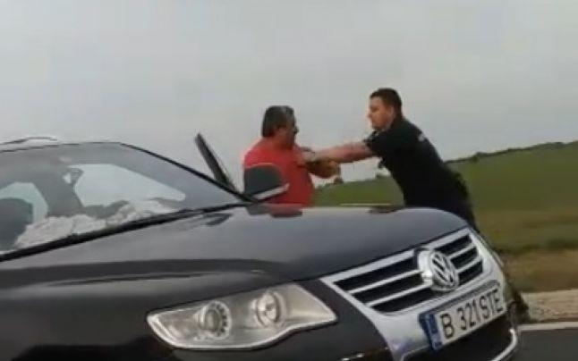 Român agresat de vameşii maghiari la Nădlac