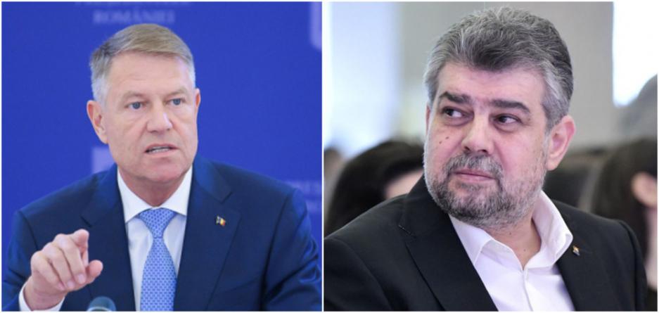 Iohannis, un nou atac la PSD pe tema etnicilor maghiari