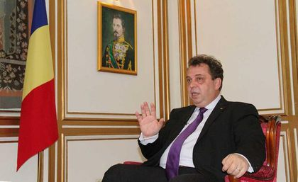 Ambasadorul român la Beijing, băut la volan