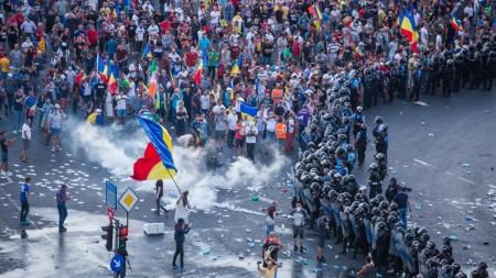 """Dosarul 10 August: Protestatarii, comparați cu """"buruienile"""""""