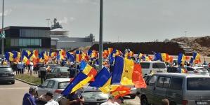 Românii se trezesc! Protest de amploare la Rădăuți