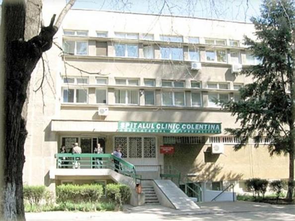 S-a spart buba Covid la Spitalul Colentina
