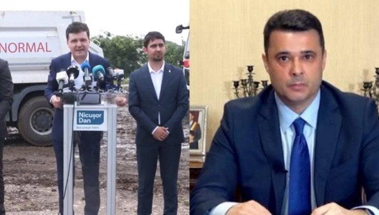Nicușor Dan, plângere penală împotriva primarului Florea