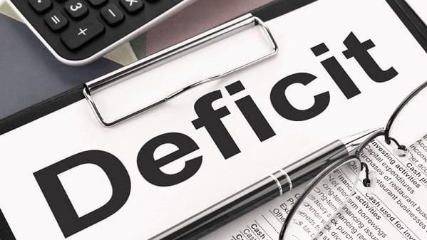 Deficitul bugetar, de peste 2 ori mai mare faţă de 2019