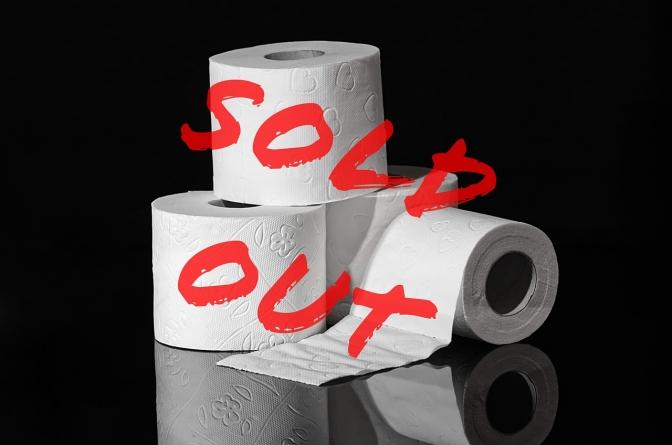 Covid-19. Australia raționalizează vânzările de hârtie igienică