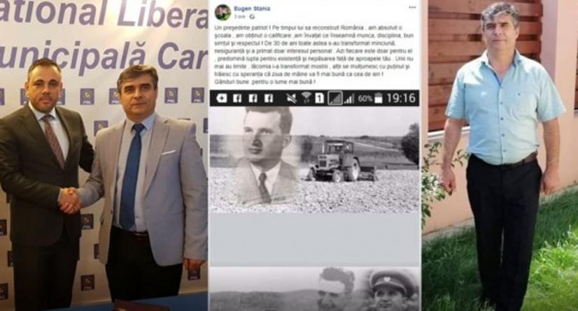 Un candidat PNL la primărie, odă lui Ceaușescu și PCR