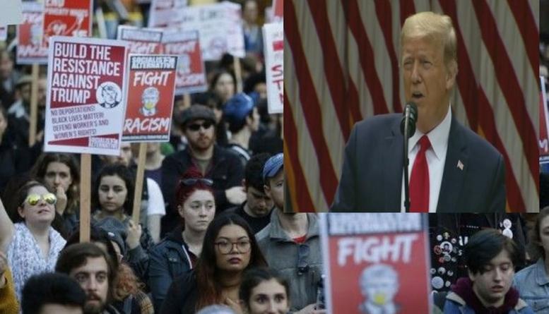 Donald Trump, în buncăr, de frica atacurilor