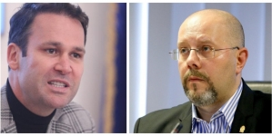 """Bădulescu și Negoiță se toarnă între ei: """"Hoţul strigă hoţii"""""""