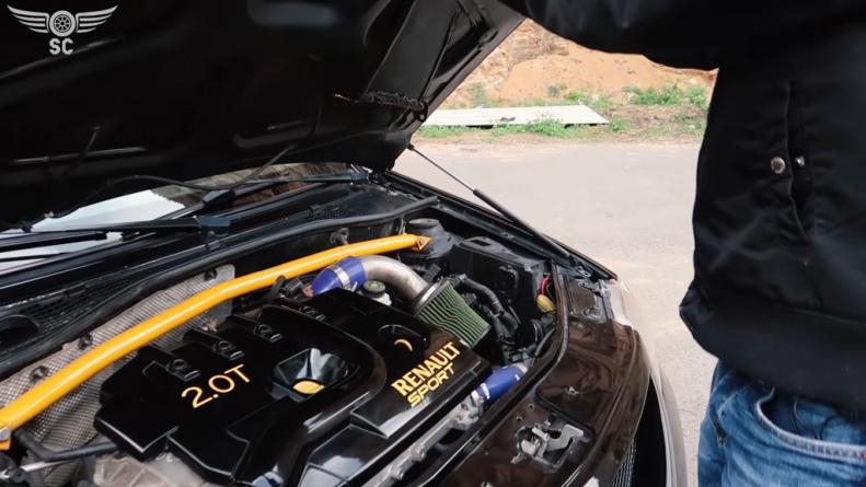 Dacia cu 300 de C.P. sub capotă, care bate orice BMW