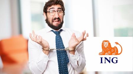 """ING Bank """"sechestrează"""" peste noapte banii clienților"""