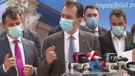 """VIRAL: Ministrul """"Grindă"""" îl imită pe Ludovic Orban"""