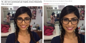 Gafa unui PSD-ist. A confundat o elevă eminentă cu o actriţă porno