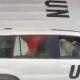 Partidă de sex într-o mașină oficială a ONU
