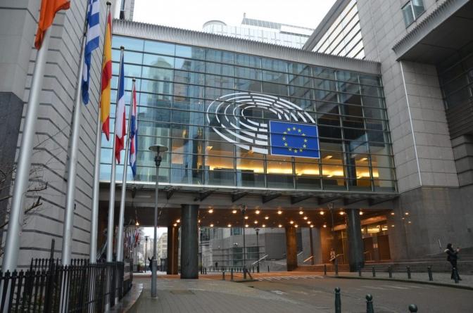 Hoții nu au stat în izolare. Parlamentul European, spart