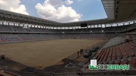 Stadionul Steaua: imagini spectaculoase de la arena din Ghencea VEZI VIDEO