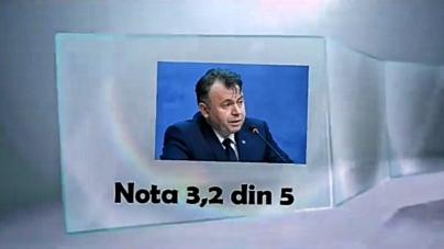Ministrul Nelu Tătaru: 3,2 din 5