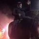 Un primar din Gorj a sărbătorit victoria călare. Imagini inedite