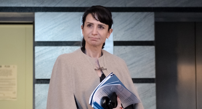 Cine este Giorgiana Hosu, șefa DIICOT care a demisionat după condamnarea soțului ei