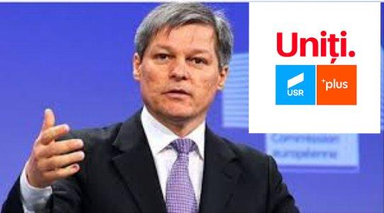La USR e voie: dublu condamnat penal, candidat la primărie