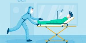 Spitalele Capitalei, băgate în alertă de Covid