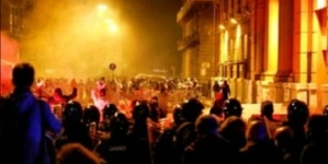 Lupte de stradă în Italia, după măsurile anti-Covid