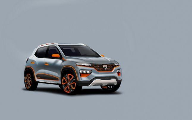Dacia a prezentat Spring, primul model 100% electric (VIDEO)