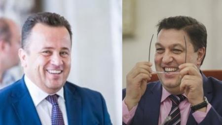 Nicolae și Pleșoianu demisionează din PSD. 'Genunche' Pop se mai gândește