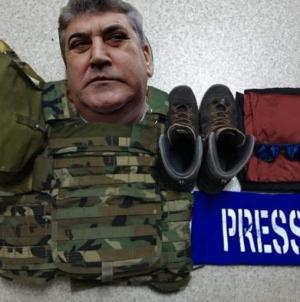"Generalul Izmene inventează arma ""Jurnalism militar"""