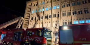 Incendiul de la Neamț: prostie, ticaloșie, sărăcie și politică ieftină