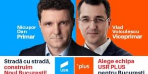 Plecarea lui Voiculescu de la PMB a iscat scandal în USR+