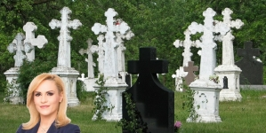 Cimitirele lui Firea au sucombat financiar