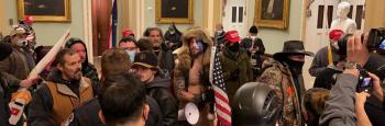 Stare de Asediu la Washington. Congresul luat cu asalt